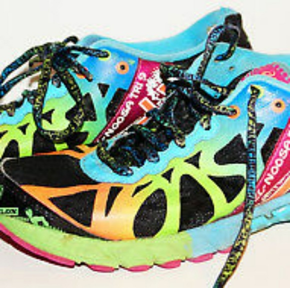 finest selection 54abd 05b6b Asics Gel Noosa Tri 9 Pink Neon Running Trainers S